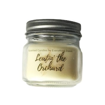 Leafin the Orchard Scented Candle