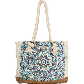 Billabong - Dreamin Beach Bag | Natural