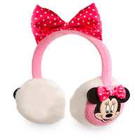 Disney Minnie Mouse Ear Muffs for Girls | Disney Store