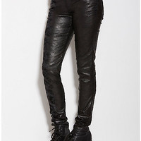 Tripp Oil Slick Coated Pants