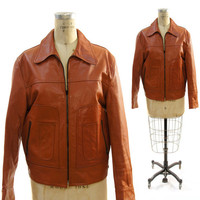 70s Starsky & Hutch Leather Jacket