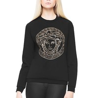 Versace - Medusa sweater
