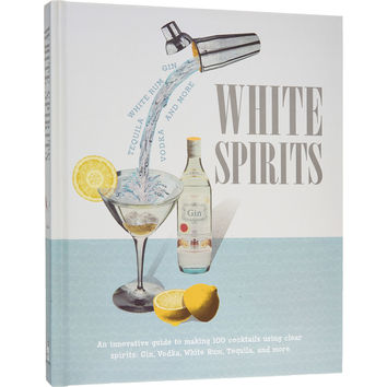 White Spirits Cocktail Book - New Home - Gifts - TK Maxx