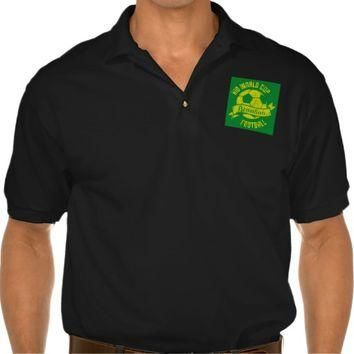 Rio | Men's Gildan Jersey Polo Shirt, Black