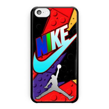 Nike Just Do It Jordan Logo iPhone 5C Case