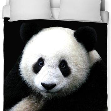 ROB Panda Duvet Cover