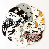 Brand Baby Hat Cotton Cartoon Animal Printting Baby Caps For Boys And Girls Autumn Winter Children's Hats Child Beanie