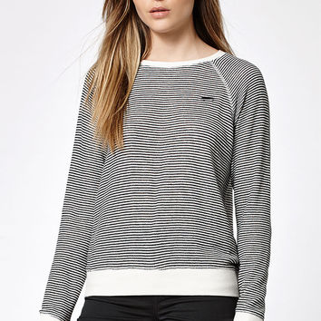 Vans Stripe Crew Neck Sweatshirt at PacSun.com