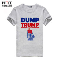 Funny Donald Trump T-Shirt USA Presidential Election Campaign Vote Republican Candidate Tops Tees Men t Shirt