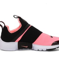 Nike Presto Extreme Women Men Fashion Running Sport Casual Shoes Sneakers Rose red B