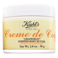 Kiehl's Since 1851 Creme de Corps Grapefruit Whipped Body Butter , 2 oz (2 oz.) (Limited Edition)