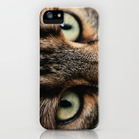 Tiger Lili 3 iPhone Case by findsFUNDSTUECKE (Steffi Louis) | Society6