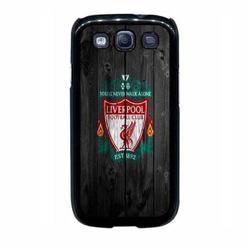 liverpool fc wood style samsung galaxy s3 s4 s5 s6 edge cases