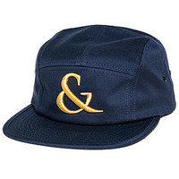 The Ampersand Logo Panel Camper Navy