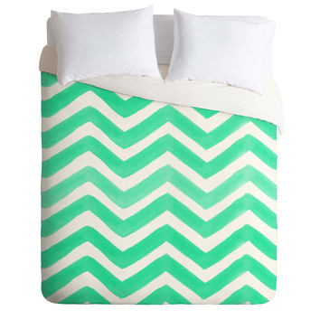 Rebecca Allen The Tiffany Duvet Cover