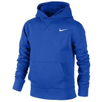 Nike Swoosh Pull Over Hoodie - Boys' Grade School at Foot Locker