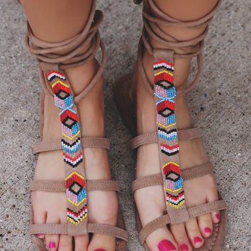 Endless Ways Sandal