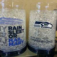 Seattle Seahawks Super Bowl 48 Champion Freezer Mug