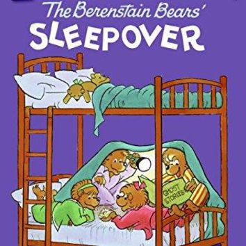 The Berenstain Bears' Sleepover I Can Read. Level 1