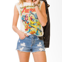 The Avengers® Cap Sleeve Top