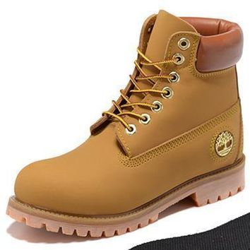 Timberland Women Men Doc Martens Boots Shoes-6