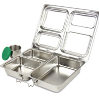 LAUNCH Stainless Steel Lunchbox