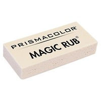 Prismacolor® MAGIC RUB Art Eraser, Vinyl