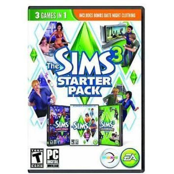 MDIGMS9 Sims 3 Starter Pack  Pc