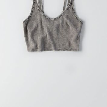 AEO Women's Dont Ask Why Crop Top