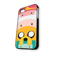 Adventure Time Totem Finn And Jake iPhone 5/5S Case