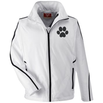 Paw Print Team 365 Men's Fleece Lined Jacket