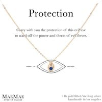 Evil Eye Protection Necklace