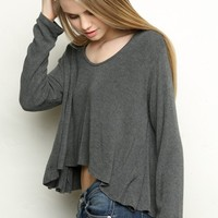 PRISCILLA KNIT TOP
