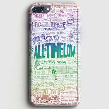 All Time Low iPhone 7 Plus Case