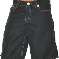 TRUE RELIGION Mens Swim Board Shorts Trunks Denim Surf Jeans Designer Beach Fashion $69.99