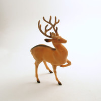 Vintage Reindeer Christmas Decoration Deer