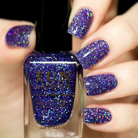 FUN Lacquer Galaxy Nail Polish