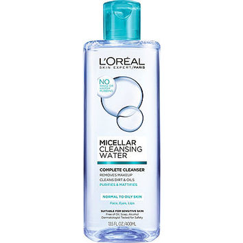 Micellar Cleansing Water Complete Cleanser Normal/Oily Skin
