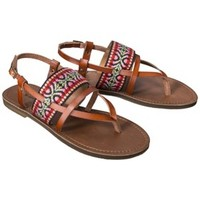Women's Mossimo Supply Co. Sonora Flat Sandal - Multicolor