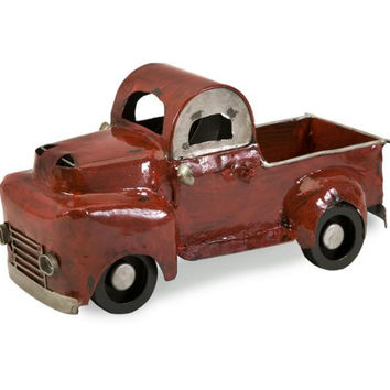 Truck Figure - Rustic Red