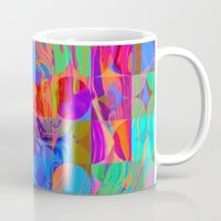 Geometric IX Coffee Mug by tmarchev