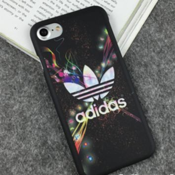Colorful Adidas Phone Case for iPhone