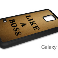 Like a Boss Phone Case for Apple iPhone and Samsung Galaxy Phones