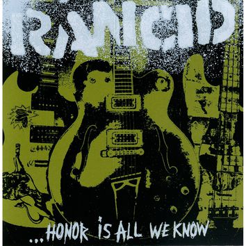 Rancid Sticker