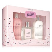 philosophy amazing grace large set (Limited Edition) ($128 Value) | Nordstrom