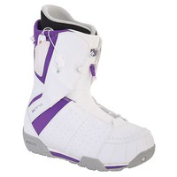 Burton Ruler Snowboard Boots - Men's - 15 - White/Purple