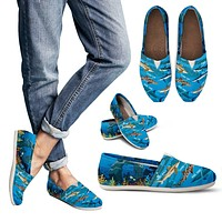 Shark Lovers Casual Shoes