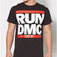 Logo Run DMC T Shirt - Spencer's