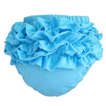 Hot Shorts Buenos Ninos Summer Baby Cotton Bloomers Infant Toddlers Girls Baby Ruffle  Baby Diaper Cover Newborn Baby PantsAT_43_3