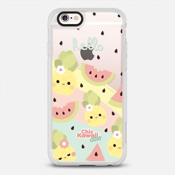 Hello Summer Blue By Chic Kawaii iPhone 6s case by Chic Kawaii | Casetify